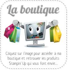 Accéder à la boutique en ligne